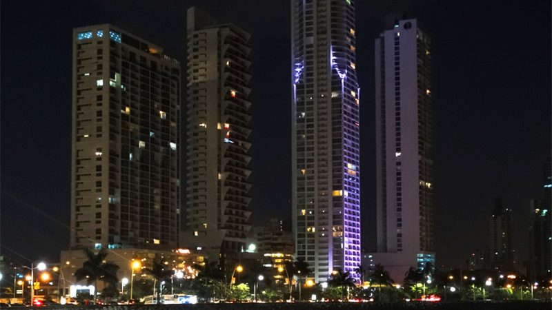 Panama City is one of the places where you can operate Tax-Free