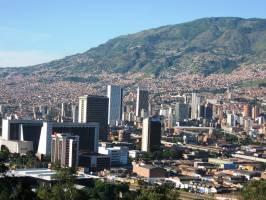 Panoramica Centro De Medellin