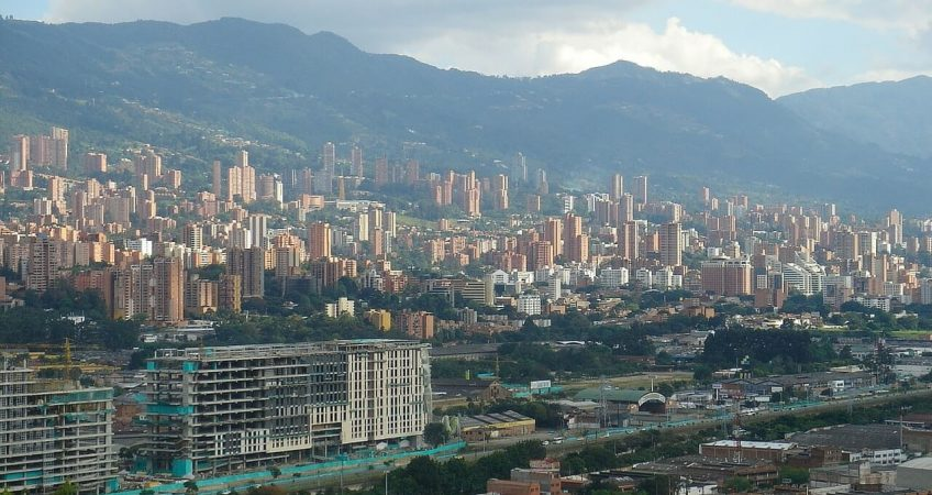 Improvements In Medellin Colombia