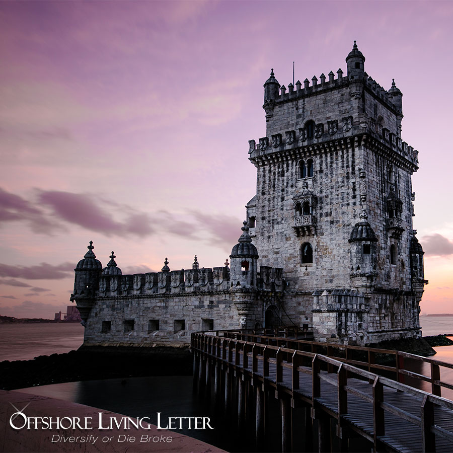 Belém Tower - Lisbon, Portugal