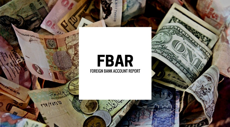 Foreign Bank Account Report