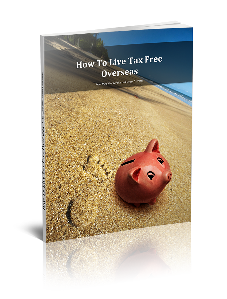 How To Live Tax Free Report