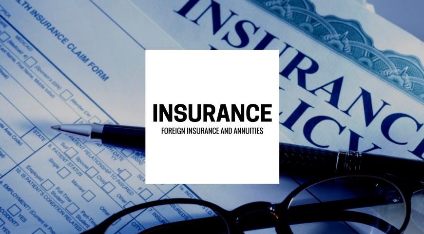 International insurance policy