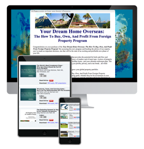 Thumbnail report cover of Your Dream Home Overseas: The How To Buy, Own, And Profit From Foreign Property Program