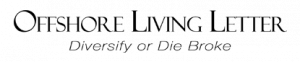 offshore living letter logo