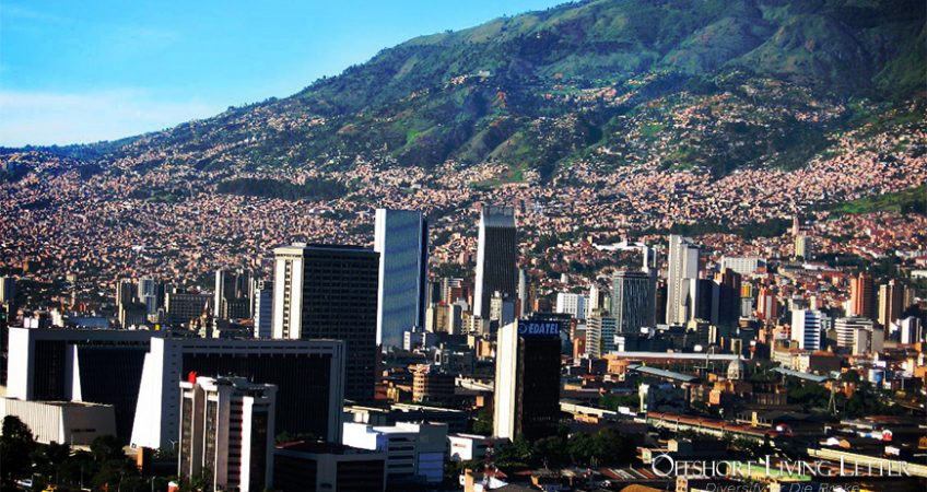 investing in medellin