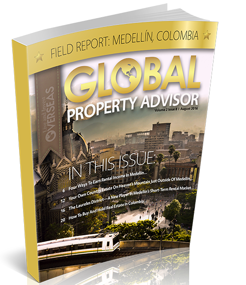 Global Property Advisor | August 2016 Issue