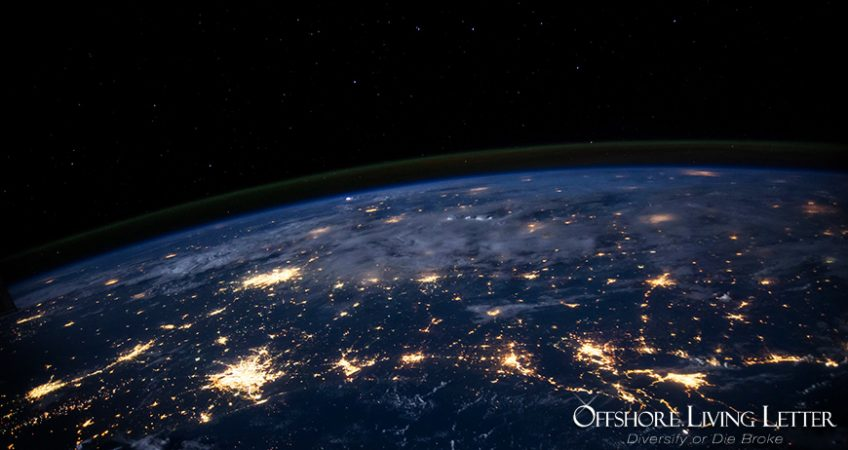 Expansionist-Isolationism: My Personal And Political Philosophy | Offshore Living Letter