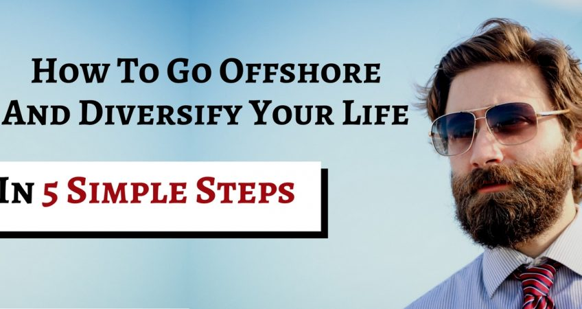 how to go offshore steps