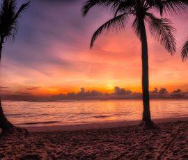 dominican republic sunrise