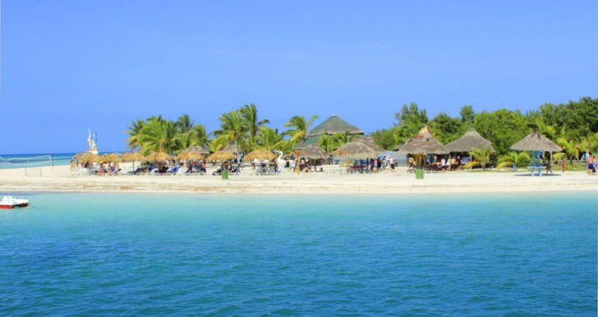 Kuba island in Nicaragua