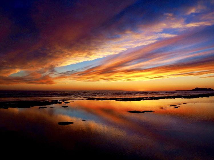 Puerto Peñasco sunset