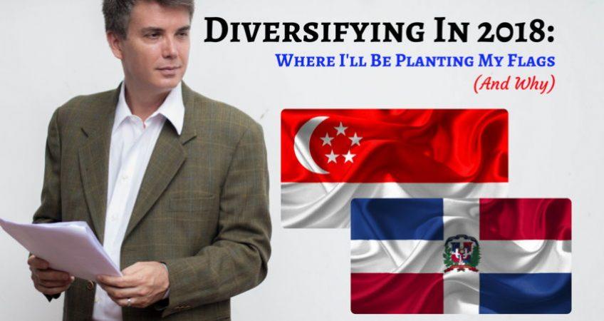 diversifying in 2018