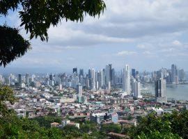 behind panama economy