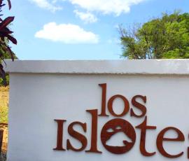 Los Islotes Sign