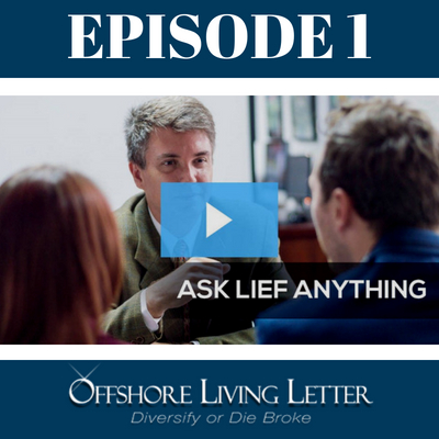 ask lief anything episode 1