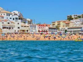portimao, portugal beach