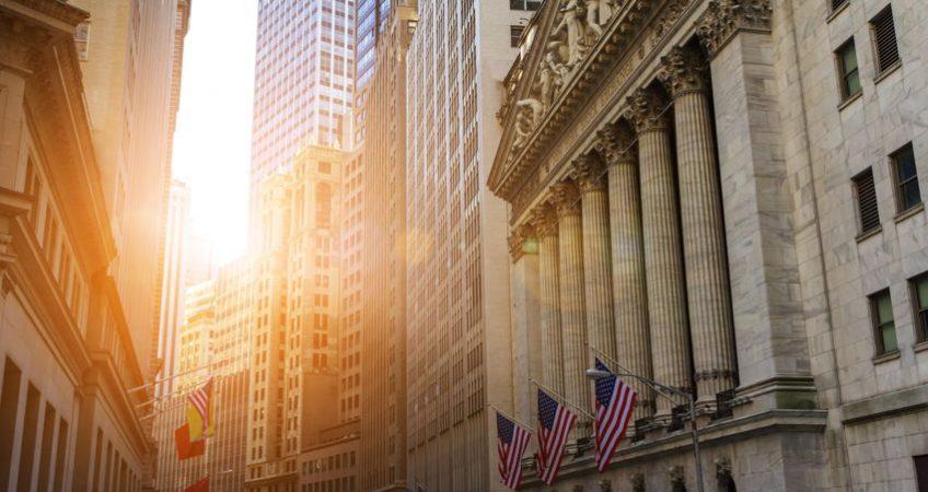 financial district lower manhattan new york