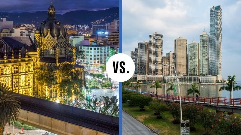 Panama vs. Medellin