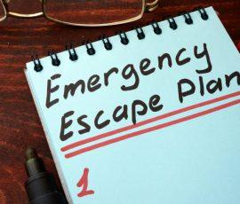 Emergency Escape Plan Image