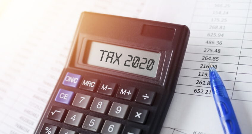 tax bill for 2020