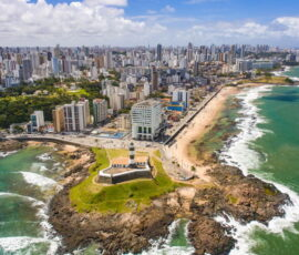 real estate by the sea in brazil