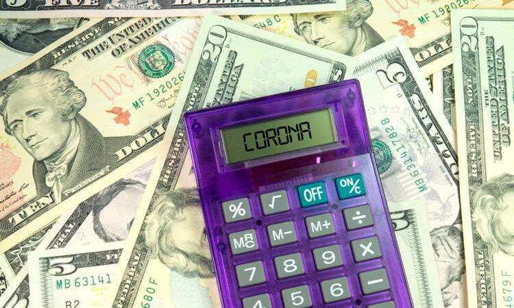 coronavirus and money