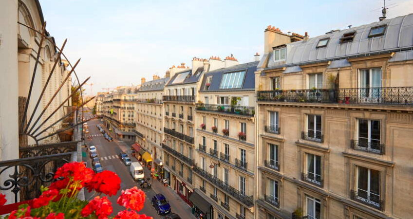 paris ancient street