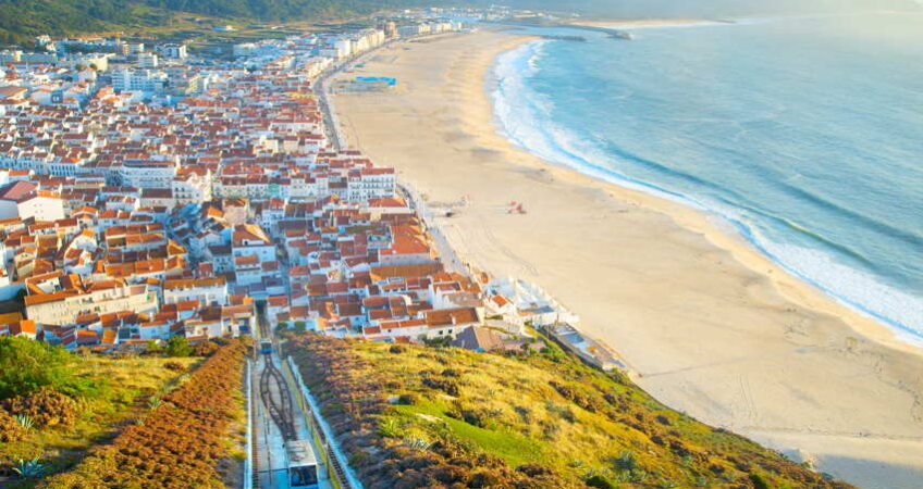 portugal seaside town