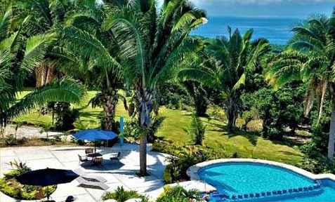 Vista encantada pool