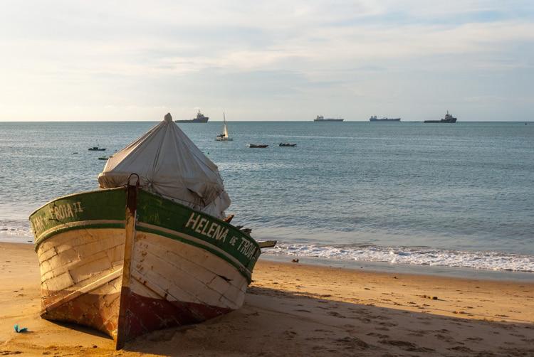 Praia Fortaleza, Brazil