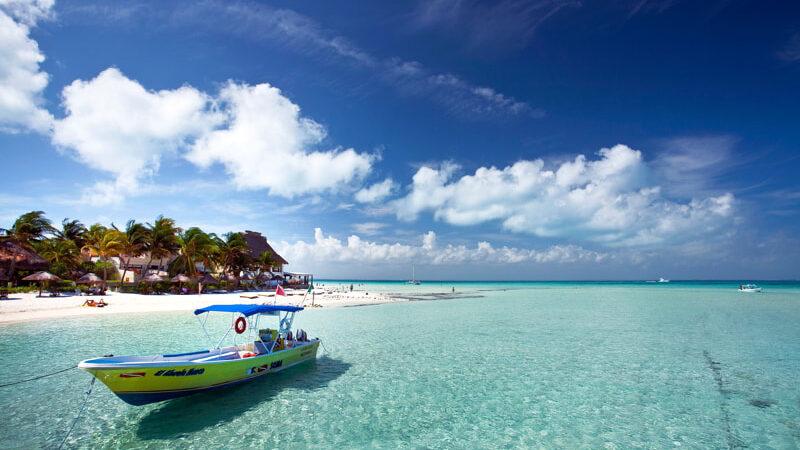 Isla Mujeres, Yucatan, Mexico.
