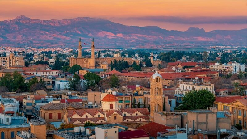 Nicosia, Northern Cyprus.