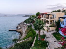 Candia Park village a luxury holiday village in Crete, Greece.