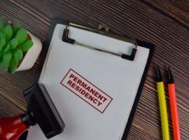 establishing residency overseas
